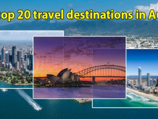 Best destinations Australia