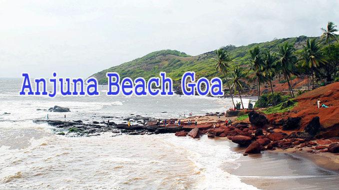 Anjuna Beach Goa Hd