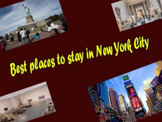 Best places to stay in New York City