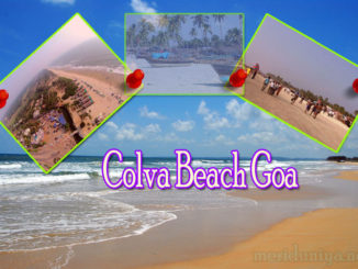 Colva Beach Goa Places