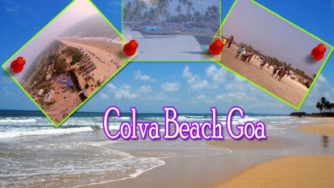 Colva Beach Goa Places