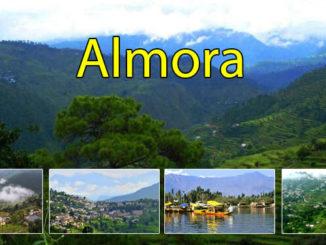 almora hill station