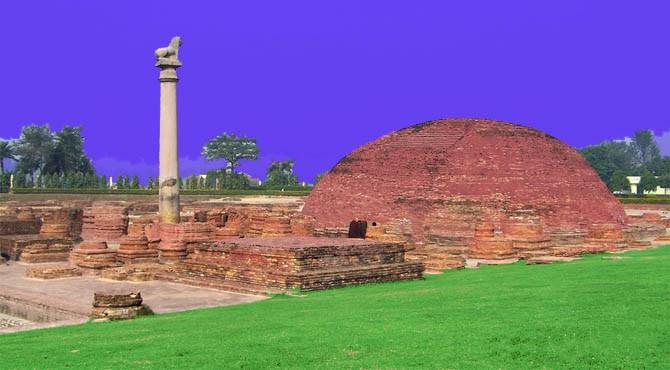 Best Tourist Places In Bihar