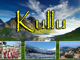 kullu hill station