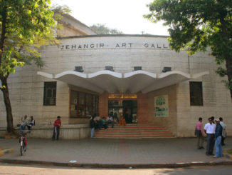 Jahangir art gallery