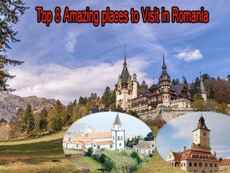 romania places