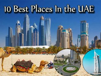 united arab emirates best places