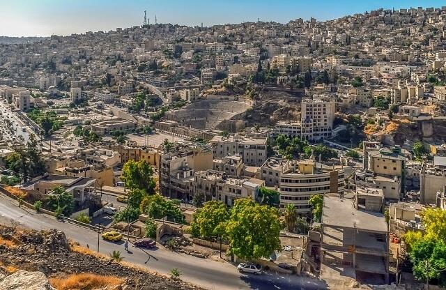 amman city