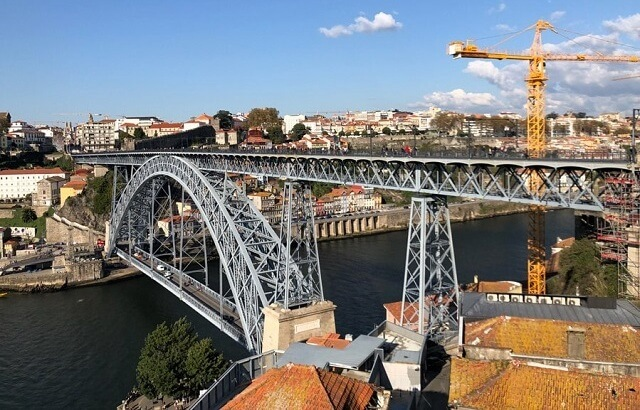 luís i bridge